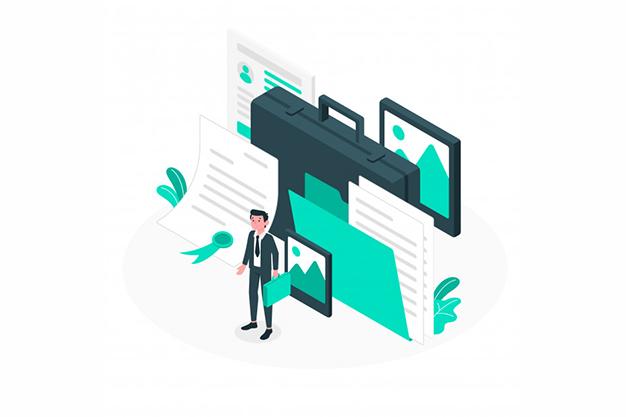 portfolio-resume-biodata-cv
